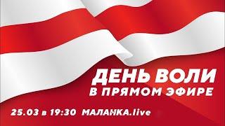 ⚡️День Воли в прямом эфире // Malanka.Live