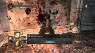Dark Souls 2 - Platin Run - #17 - Heiligengrab, Henkerswagen, Türen des Pharros, Schattenwald+1