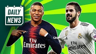 Zidane's PERFECT Madrid start, Messi hat-trick + Sarri on the brink ► Onefootball Daily News