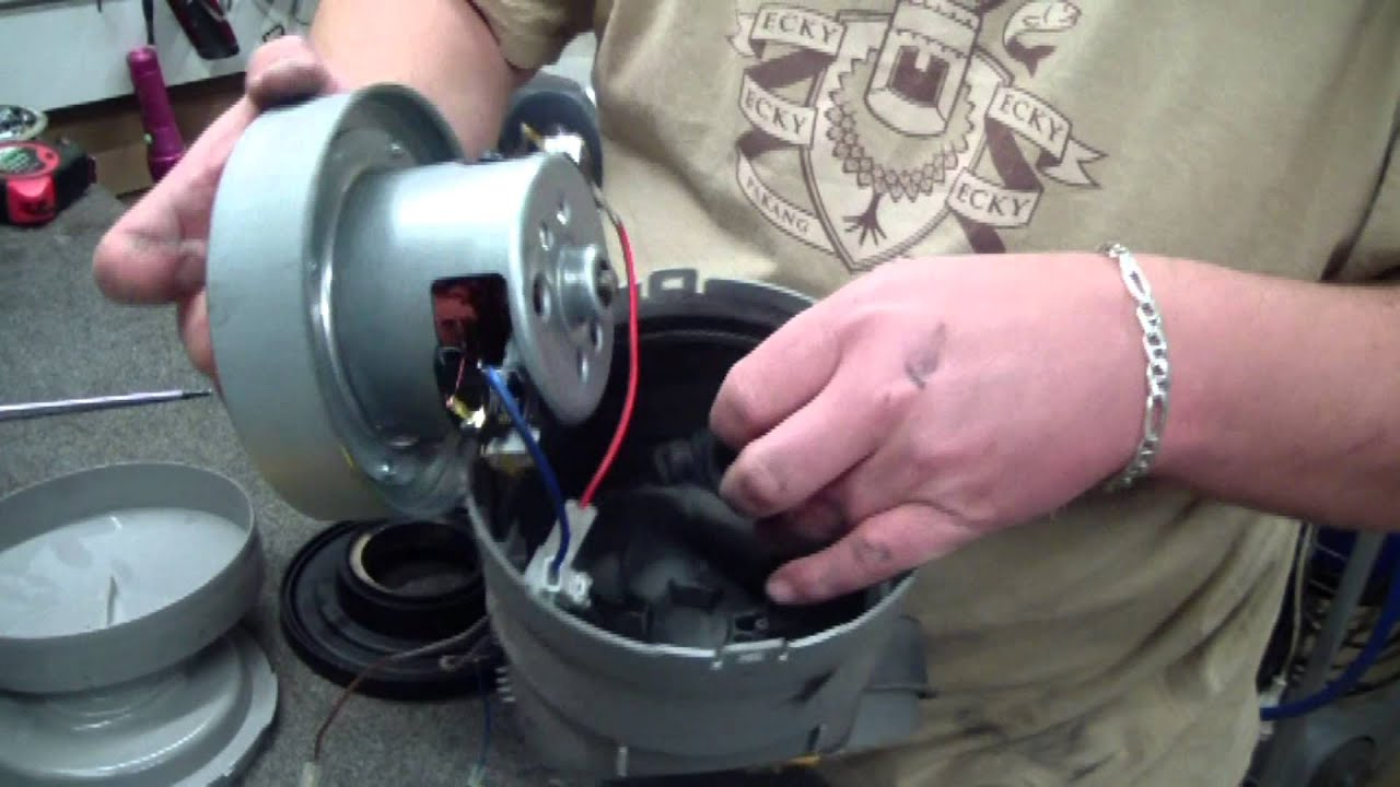 dyson dc05 motor change in less than 10 minutes with easy to follow steps youtube. Black Bedroom Furniture Sets. Home Design Ideas
