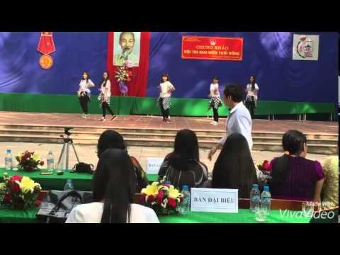 18112015 Dance Cover THPT Tùng Thiện