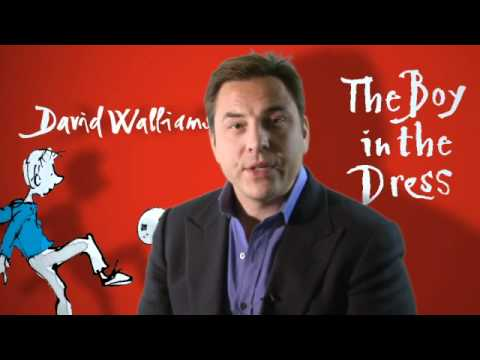 David Walliams - Talks about his 1st book  - 'The Boy in the Dress'