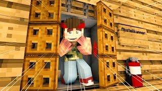 Top Secret Aufzug in meinem Minecraft Haus!