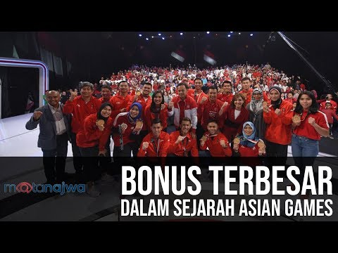 Mata Najwa Part 7 - Cerita Para Juara: Bonus Terbesar Dalam Sejarah Asian Games