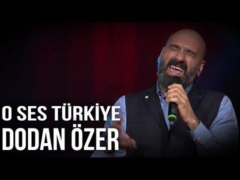 Şampiyon Dodan Özer   O Ses Türkiye 2017