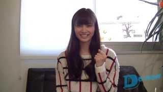 『Seventeen』専属モデルであり、女優としてもドラマ『衝撃ゴウライガン...