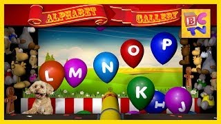 ABC Song and Fun Learning Game for Children | Teach Kids the English Alphabet