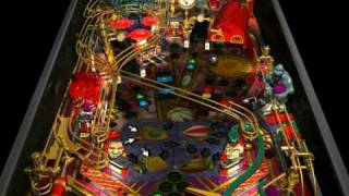 Pro Pinball Fantastic Journey gameplay by Zile