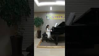 더피아노음악학원 2학년 유지효  부르크뮐러