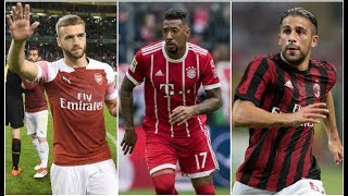 Chambers Moving To Fulham, Boateng Link & Rodriguez Wanted To Solve Crisis! | AFTV Transfer Daily