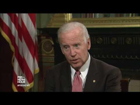 Biden: Trump's belittling of U.S. intelligence agencies is 'dangerous,' 'mindless'