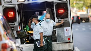 Johns Hopkins Says U.S. Virus Deaths Could Triple