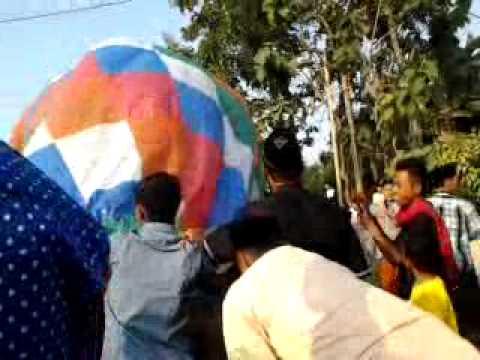 Download Tragedi balon lebaran 2015 Tapen Pagersari Mungkid, Magelang