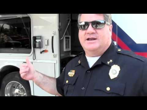 Mobile Command Post Tour