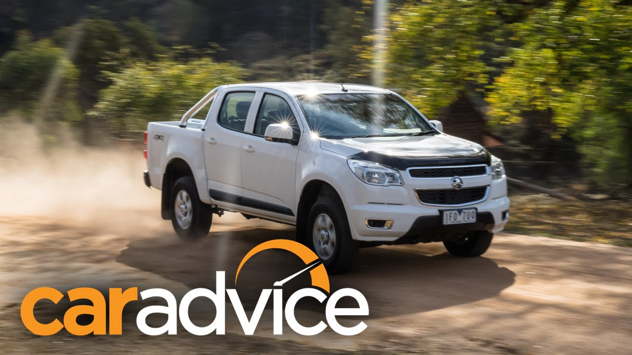 2016 Holden Colorado Chevrolet S10 Ls X Review Caradvice