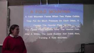 Geography - Fold Mountains