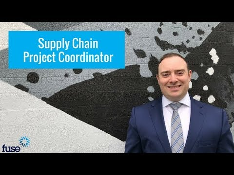 Fuse Job Opportunity: Supply Chain Project Coordinator/Analyst, Melbourne