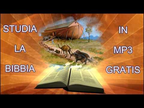 STUDIA LA BIBBIA in mp3 GRATIS - scarica gratis - Promo