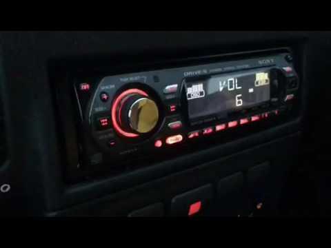 Sony Drive S Cdx Gt300 Audio Test