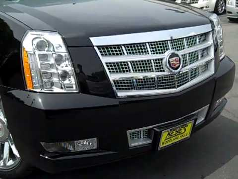 2010 Cadillac Escalade Hybrid Platinum Youtube