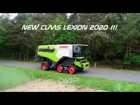 [EXCLU] NEW CLAAS LEXION 2020 !!!