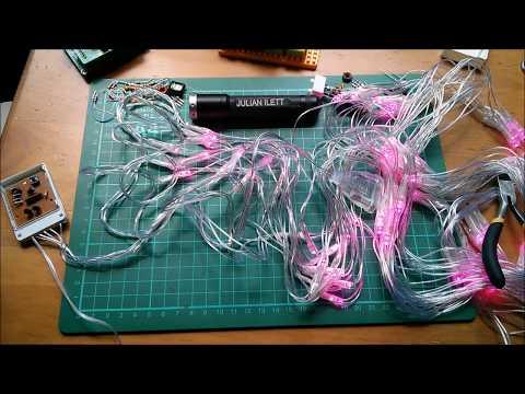 Julian's Electronics Postbag: #115 - Pink Wedding LEDs