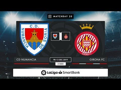 CD Numancia - Girona FC MD20 V2100