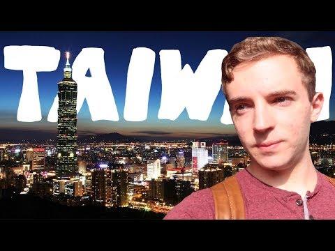 My First Day In Taipei, Taiwan!