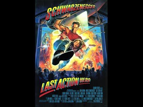 Last Action Hero - akcni - 1993 - Trailer