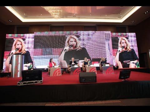 Women Leaders: Dr. Jana Marin on Macedonia 2025 Summit