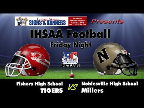 Fishers At Noblesville | Football | HCTV Sports