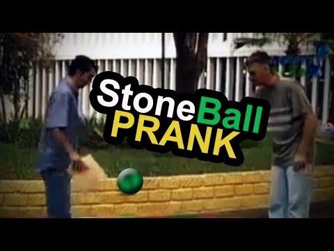 STONE BALL ( 10 kgs ) - Brazil Prank