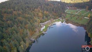 Tristacher See im Herbst