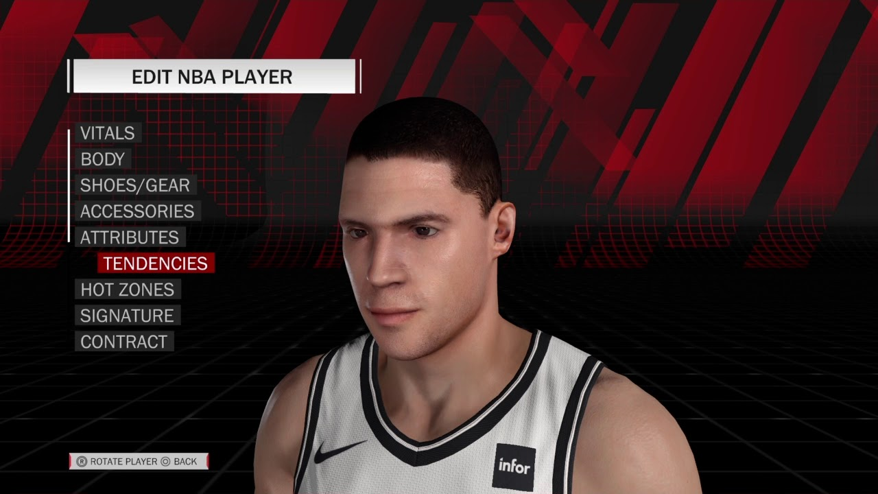 NBA 2K18 (Drazen Petrovic) (ALL-TIME) - YouTube 88d72dd76