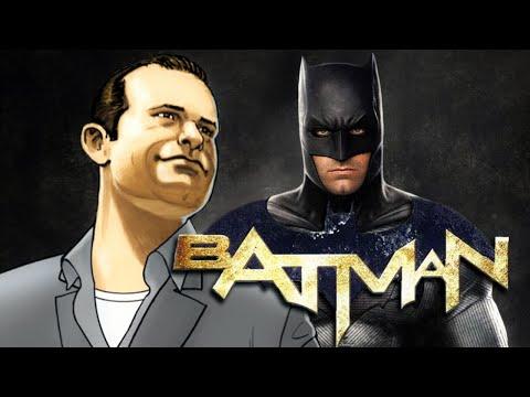 Bill Finger co-creator of Batman finally credited