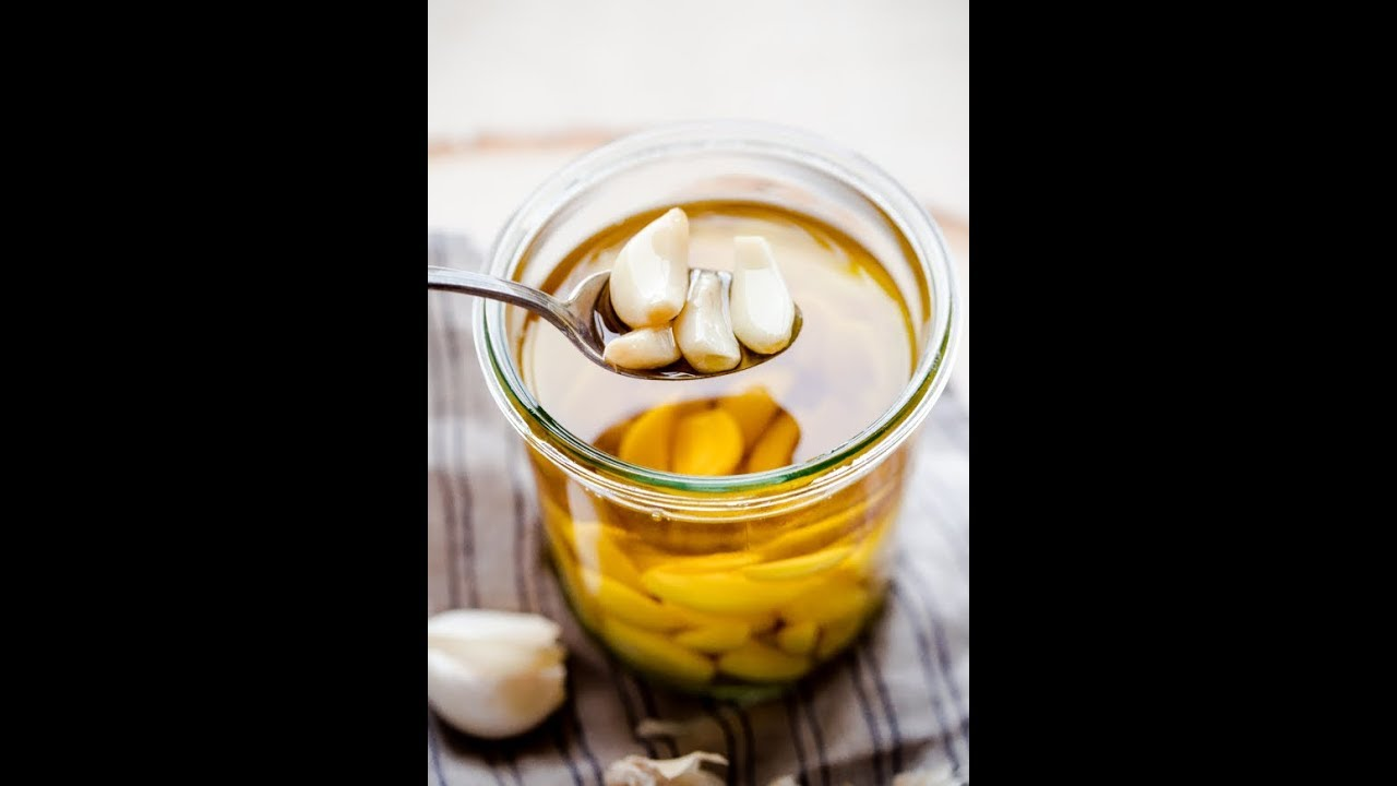 Comment faire son huile d 39 ail pour une pousse incroyable - Faire son purin d ortie ...