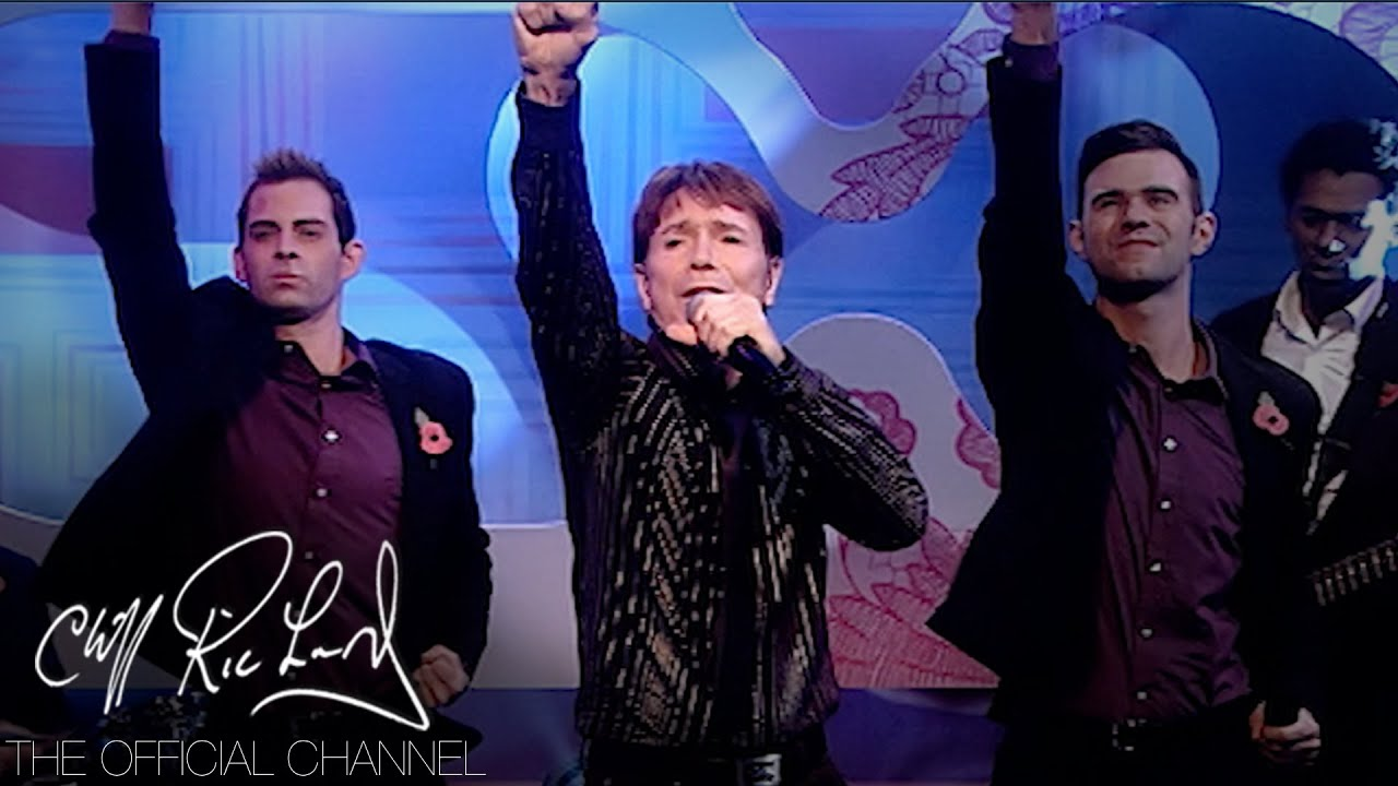 Cliff Richard - Rip It Up (Loose Women, 13.11.2013)