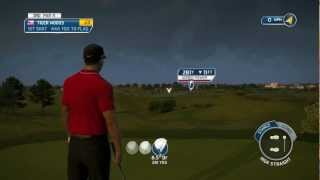 Tiger Woods PGA Tour 14 Gameplay: The Open Championship -- [1080p]