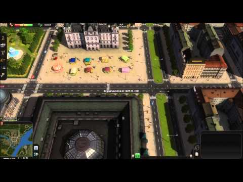 Cities in Motion Ep. 1 - Getting Started  