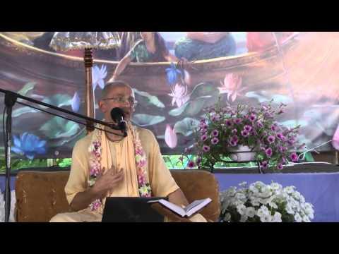 Шримад Бхагаватам 10.7.1-2 - Бхакти Вигьяна Госвами