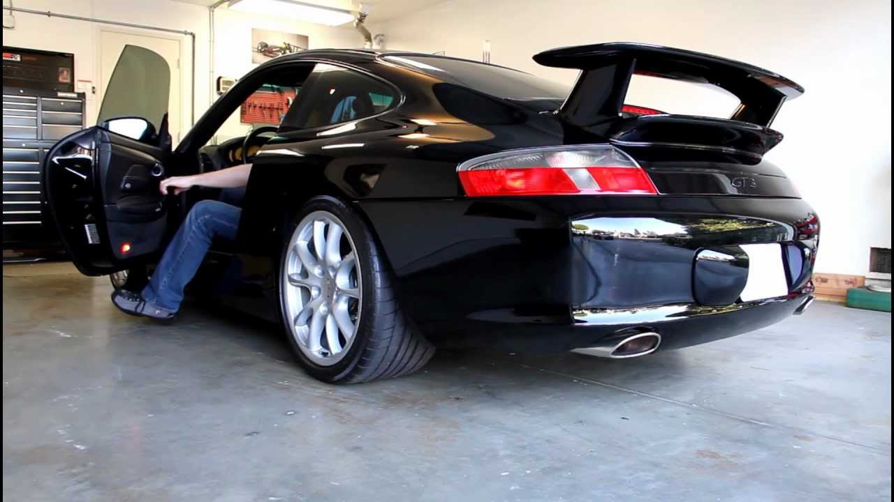 2004 porsche 911 gt3 type 996 the garage video youtube. Black Bedroom Furniture Sets. Home Design Ideas