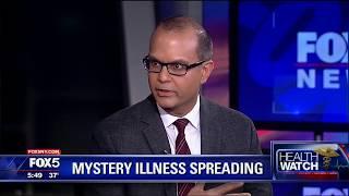 Holy Name's Dr. Suraj Saggar on Fox 5 Health News