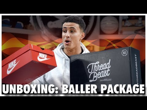UNBOXING A BALLER PACKAGE