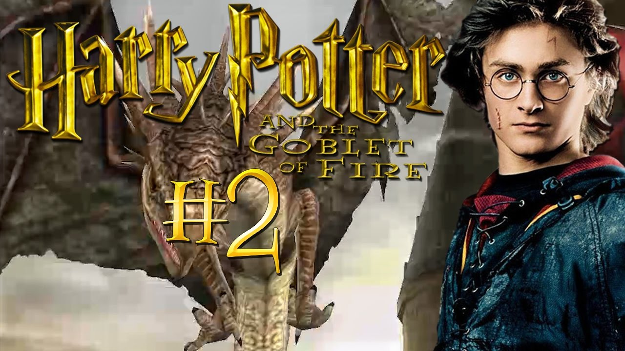 Гарри Поттер и Кубок Огня - Прохождение #2 - YouTube