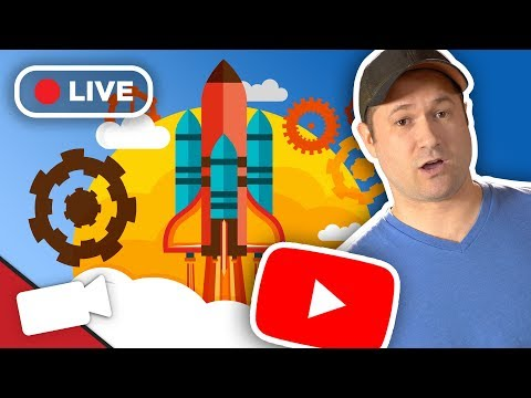 LIVE Q&A: Growing your Channel from Nothing
