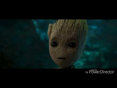 Guardians of the Galaxy vol 2 : Rocket and Baby Groot Comedy Scenes dubbed in Hindi