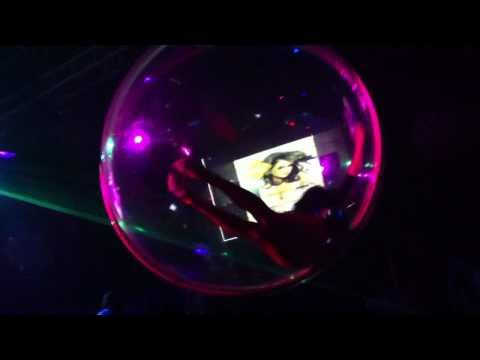 P Party in Club RAI in Moscow - long version -