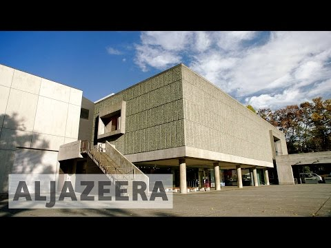 Japan art museum gains World Heritage status