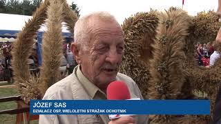 Wola Rogowska: Dożynki Gminy Wietrzychowice i 120 lat OSP