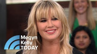 Model Ireland Basinger-Baldwin Talks About 'Accepting Your Flaws' | Megyn Kelly TODAY